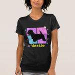 Groovy Westie T-shirts