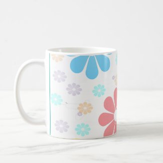 GROOVY White Mug