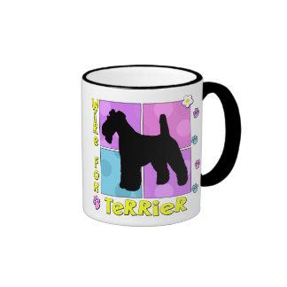 Groovy Wire Fox Terrier Mug