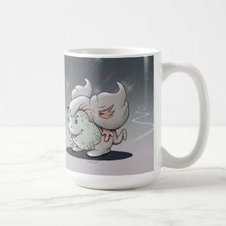 GROP ALIEN FUNNY 15 oz Classic White Mug