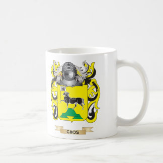 Gros Coat of Arms (Family Crest) Mug