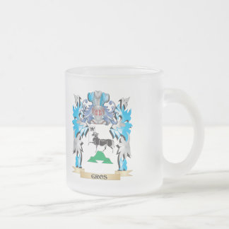 Gros Coat of Arms - Family Crest Coffee Mugs