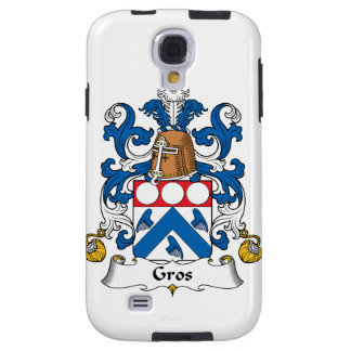 Gros Family Crest Galaxy S4 Case