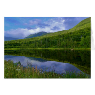 Gros Morne Reflections Card
