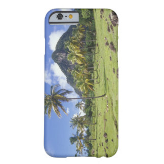 Gros Piton view along the historic trail in Barely There iPhone 6 Case