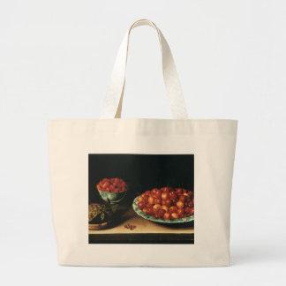 Grosellas espinosas de las fresas de las cerezas d bolsas