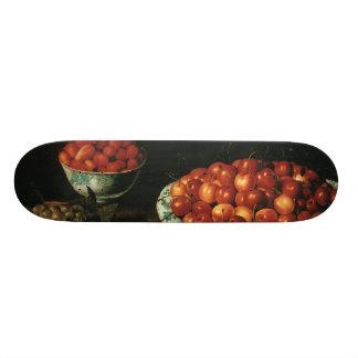 Grosellas espinosas de las fresas de las cerezas d monopatines personalizados
