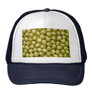 Grosellas espinosas verdes únicas gorros