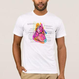 Gross anatomy Valentine T-Shirt
