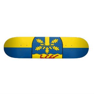 Gross Gievitz, Germany Custom Skateboard