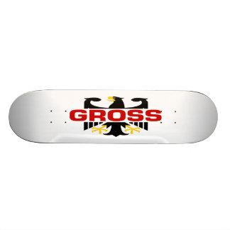 Gross Surname Skate Decks