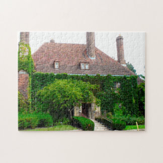 Grosse Point Illinois. Jigsaw Puzzle