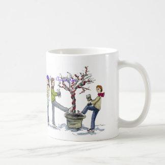Grosse Pointe Girlfriends Classic White Coffee Mug
