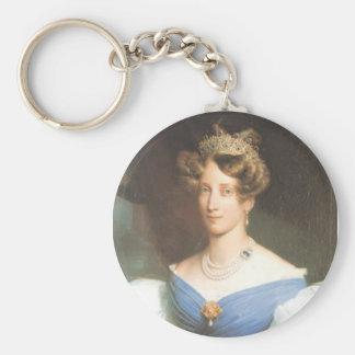 Grossherzogin Sophie von Baden Basic Round Button Keychain