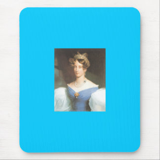 Grossherzogin Sophie von Baden Mouse Pad
