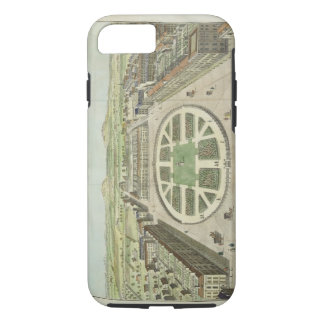 Grosvenor Square, for 'Stow's Survey of London', p iPhone 7 Case