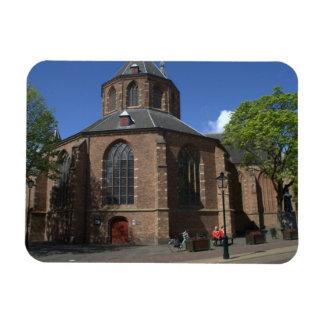 Grote Kerk, Naarden Rectangular Photo Magnet