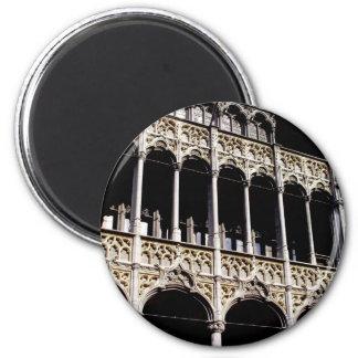 Grote Markt 2 Inch Round Magnet