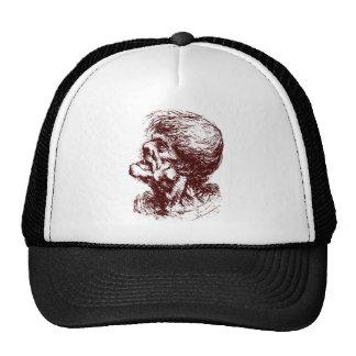 grotesque man 2 trucker hat