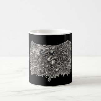 Grotesque Number 1, by Brian Benson, Coffee Mug