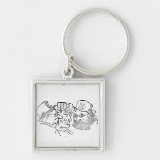Grotesques Key Chain