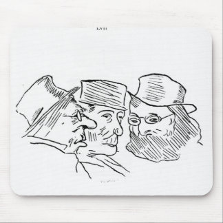 Grotesques Mouse Pad