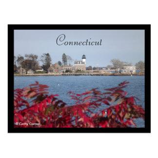 Groton, Connecticut Postcard