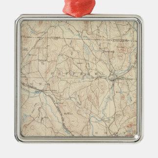 Groton, Massachusetts Metal Ornament