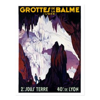Grottes de la Balme Tarjetas Postales
