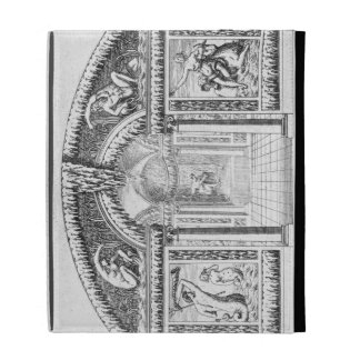 Grotto design from 'The Gardens of Wilton', publis iPad Folio Covers