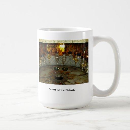 Grotto of the Nativity Classic White Coffee Mug