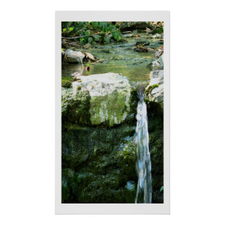Grotto Springs 2 Fine Art Photograph Poster