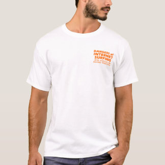 GROUCH GEAR: DIOS (white) T-Shirt