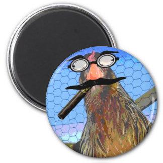 Groucho Chicken Fridge Magnets