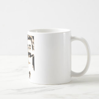 Groucho en política tazas de café