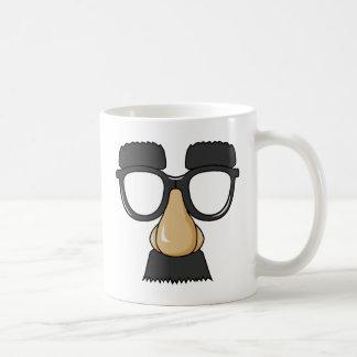 Groucho Glasses (a.k.a. the Beaglepuss) Coffee Mug