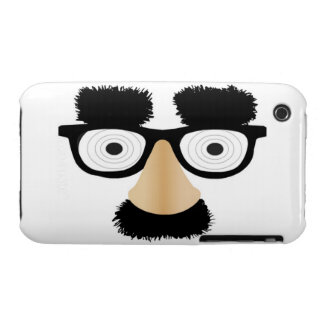 Groucho iphone-Mate Case iPhone 3 Case
