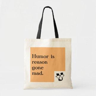 "Groucho Marx ""Humor"" Tote"