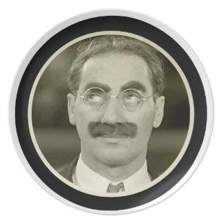 Groucho Marx Platos De Comidas