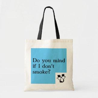 "Groucho Marx ""Smoke"" Tote"
