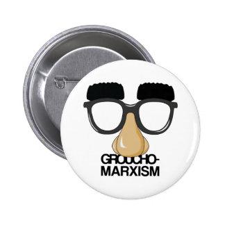 Groucho-Marxismo Pin