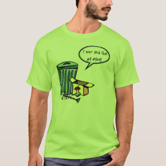 Grouchy Good Riddance to Furry Red Monsters T-Shirt
