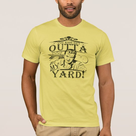 Grouchy Old Man Humor T-Shirt
