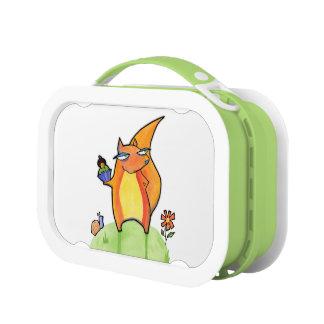 Grouchy Squirrel Lunchbox