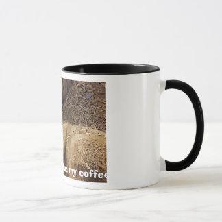 Grouchy till I've had my coffee Mug