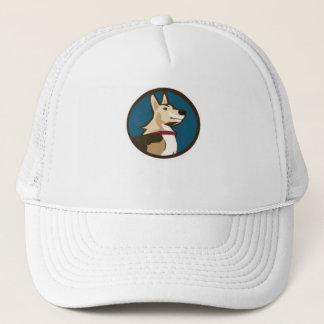 GrouchyPuppy Logo Baseball Cap
