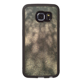 Ground and Shadow Wood Phone Case