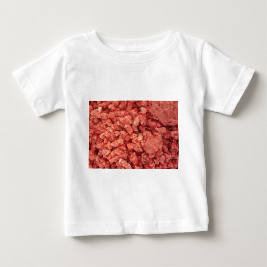 Ground Beef Meat Bacon Baby T-Shirt