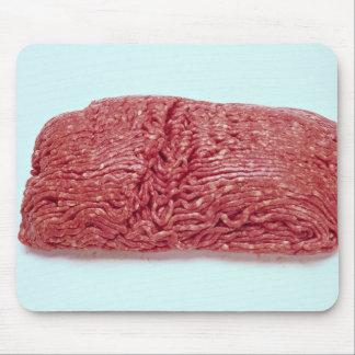 Ground beef mousepad