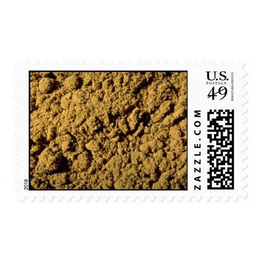 Ground celery seeds postage stamp